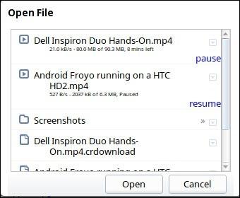 Chrome OS Downloads 2