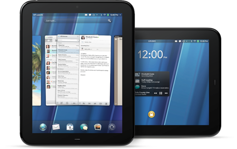 Overview introducing hpwebos
