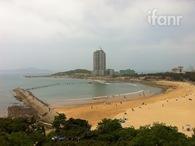 Beach iPhone 4