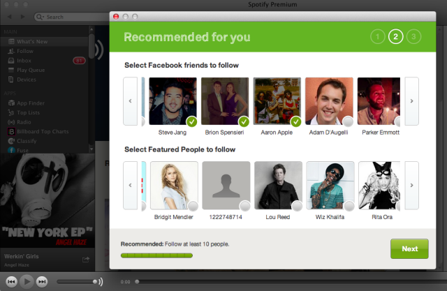 spotify-social-recommendations