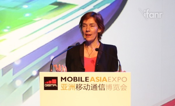 Anne Bouverot MAE 2013