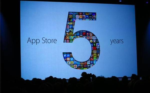 App Store 五年,改变整个移动行业