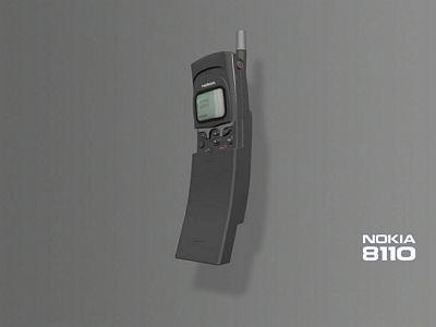 诺基亚 8110
