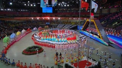 东亚会_第六届东亚运动会在天津拉开帷幕 | 爱范儿