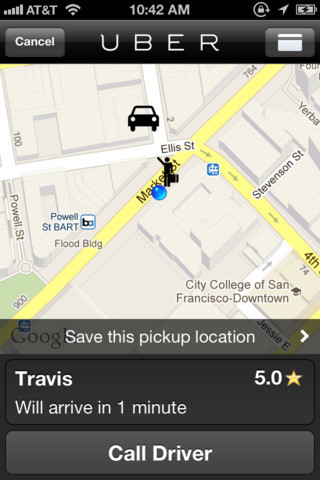 uber-towncar-iphone-app