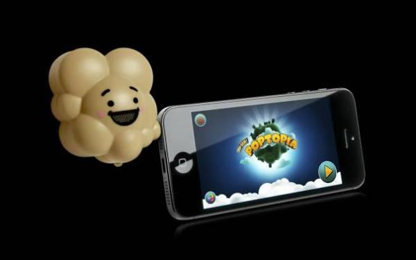 一款通过软硬结合,让你嗅觉 high 起来的手机游戏