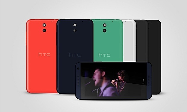 TITLEHTC Desire 610 All Colors