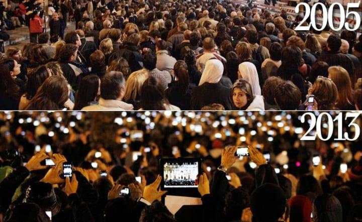 教皇科技对比图