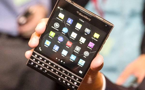 黑莓 Passport 采用正方形屏幕,你知道为什么吗?