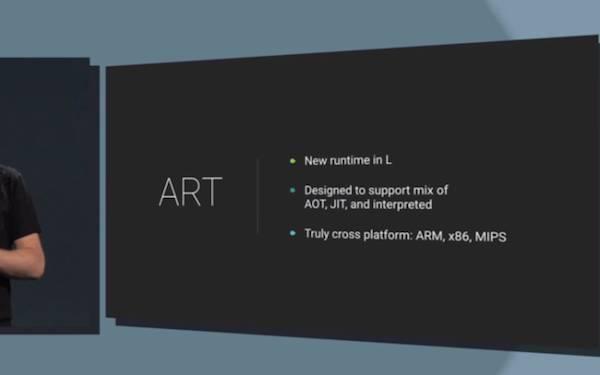 ART:Google 兑现了提升 Android 性能的承诺