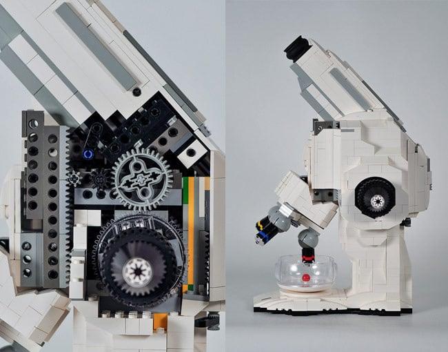 Lego-Microscope