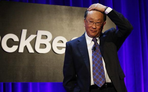 blackberry ceo