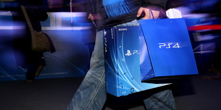 Sony Corp.'s PlayStation 4 Goes On Sale In Asia