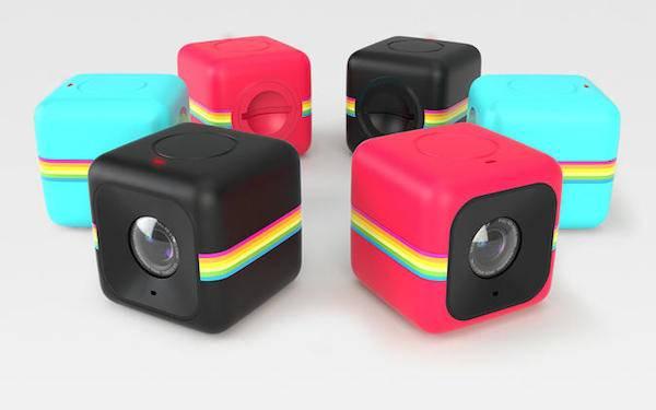 宝丽来 Cube:迷你可爱的运动相机
