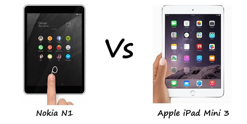 Nokia-N1-vs-Apple-iPad-Mini-3