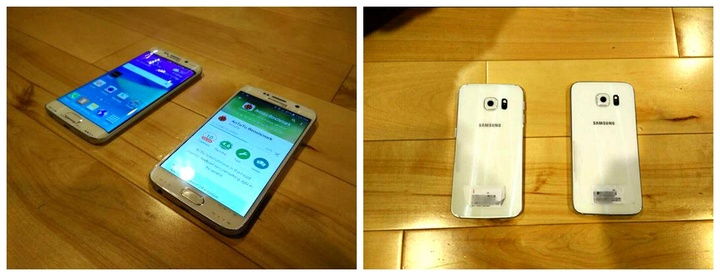 Samsung_Galaxy_S6 & S6 Edge Leak All