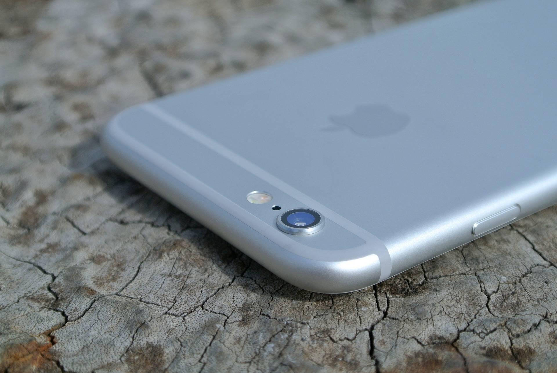 iPhone 6 Camera Sapphire Lens