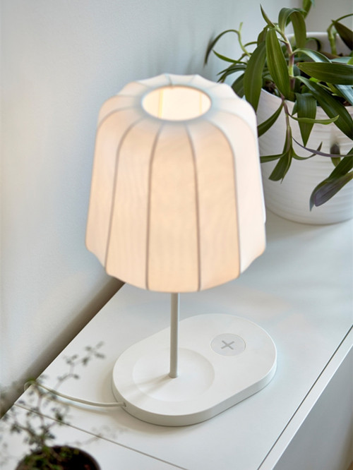 IKEA-wireless-charging-lamp