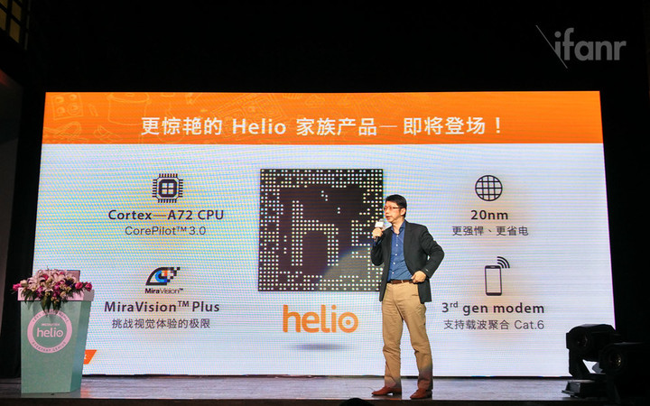 MTK Helio ARM Cortex-A72