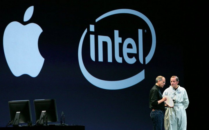 intel & apple
