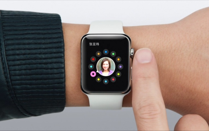 APPLE WATCH CONTACT