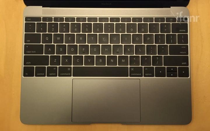 MacBook 1000×625 Keyboard