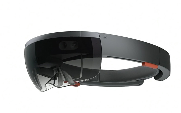 Microsoft HoloLens photo