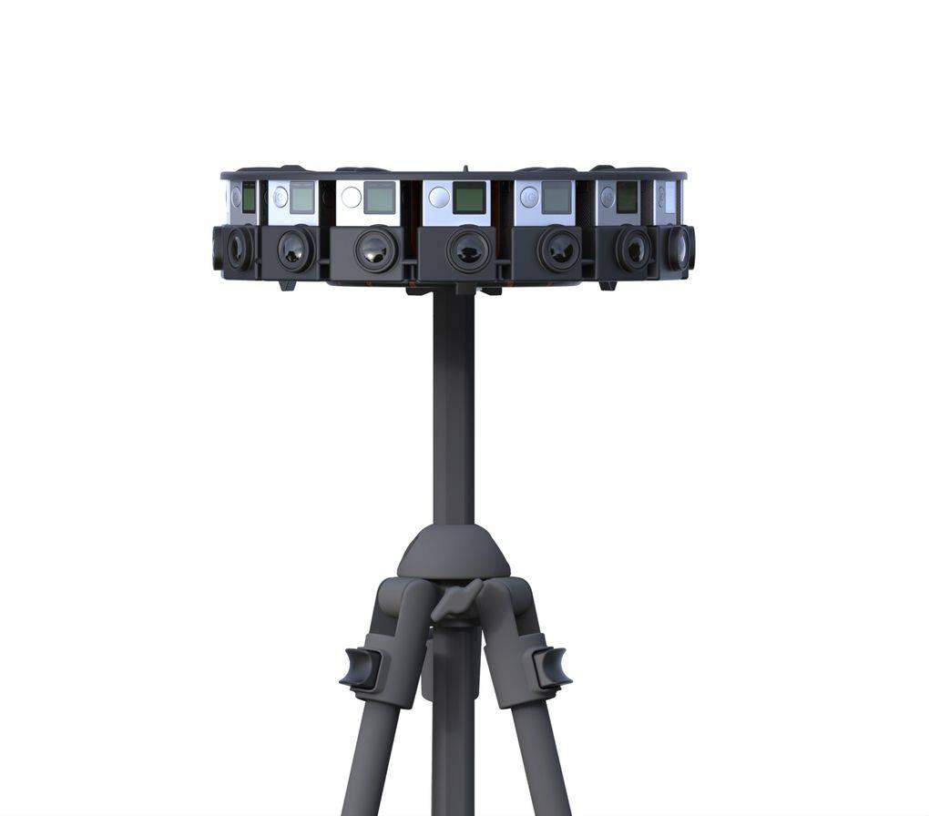 16 GoPro Google Jump
