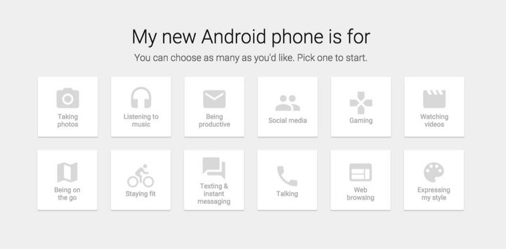 which phone, android, google