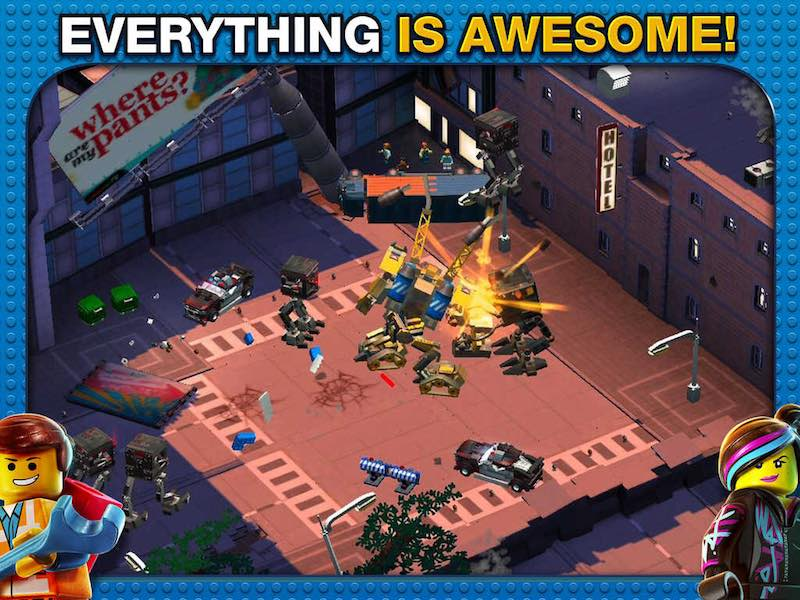 The LEGO® Movie Video Game_1