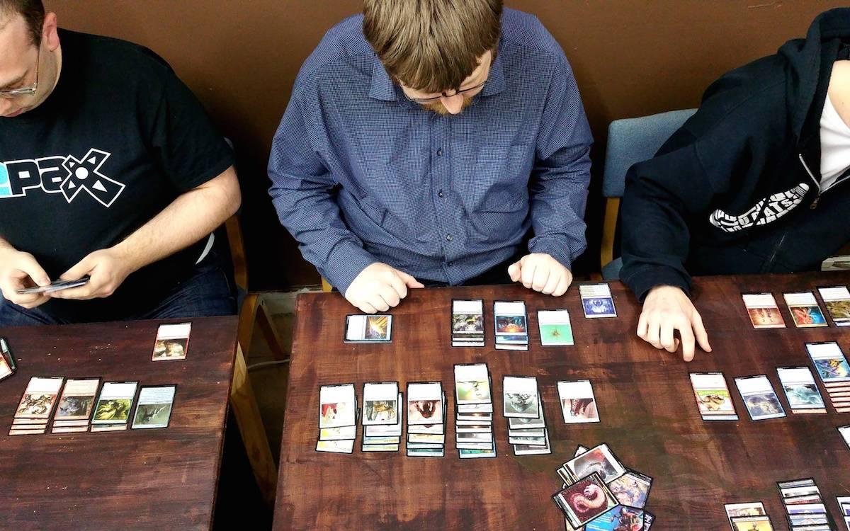 魔法风云会:历久不衰的卡牌游戏