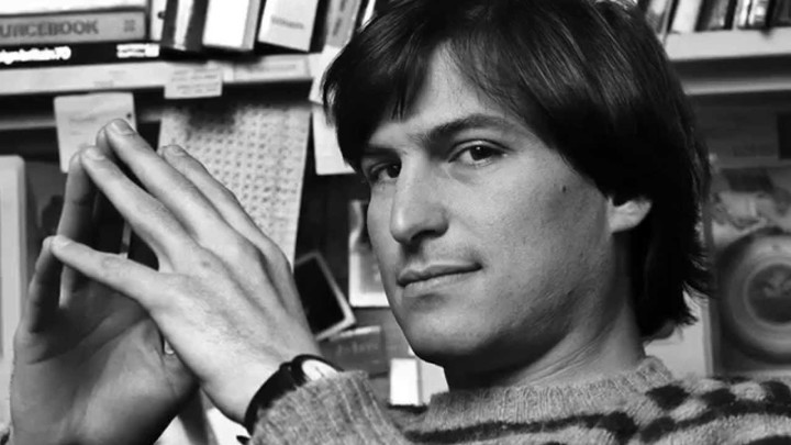 Steve Jobs, 乔布斯, Man in the Machine