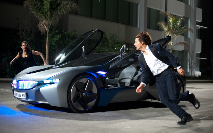 mission impossible i8 concept