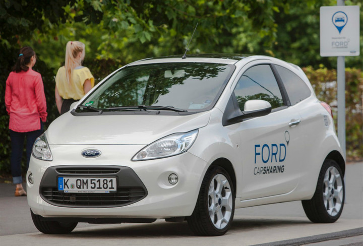FordCarSharing