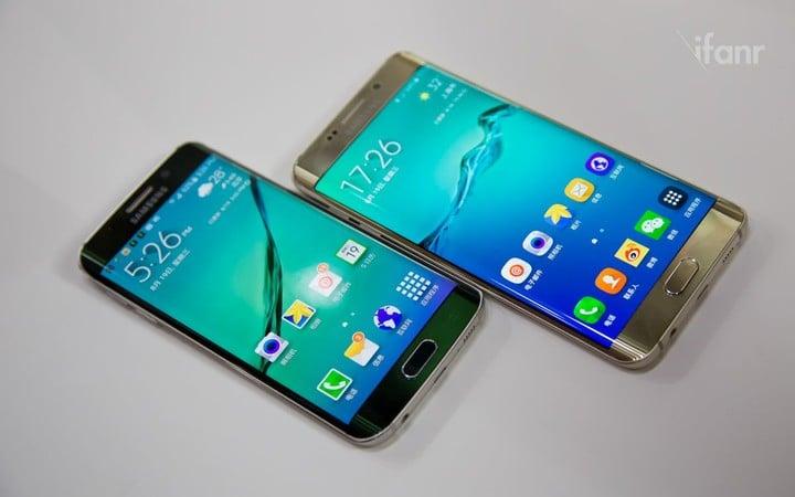 Galaxy S6 edge+ Note 5 hy shanghai Samsung 1200*750 ifanr-8