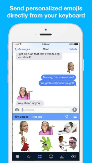 YourMoji #iOS