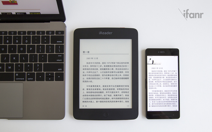 hy zhangyue iReader chengxiangjun Smartisan T1 Apple MacBook