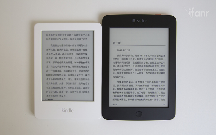 zhangyue iReader hy Kindle Amazon