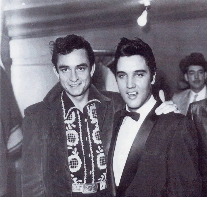 johnny cash elvis