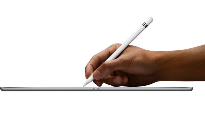Apple Pencil iPad Pro 5