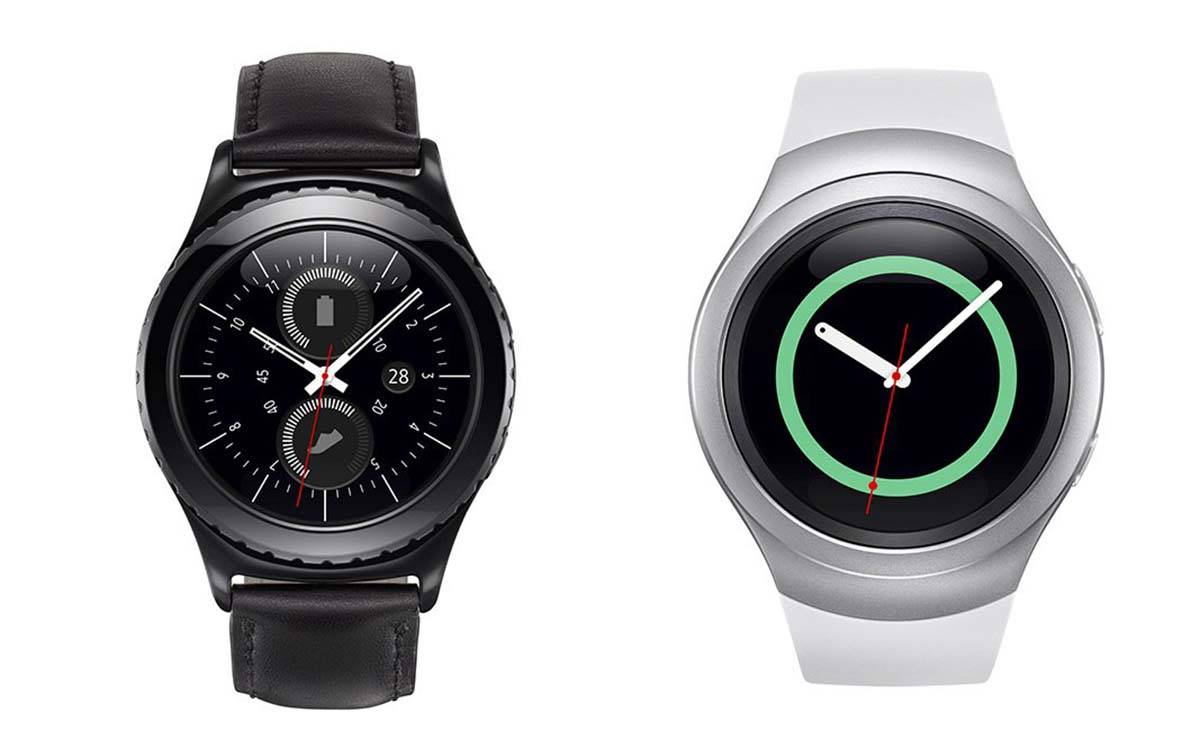 Samsung Gear S2 Series