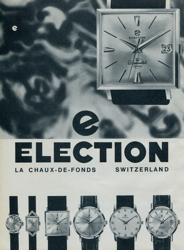 Swiss Watch ELECTION