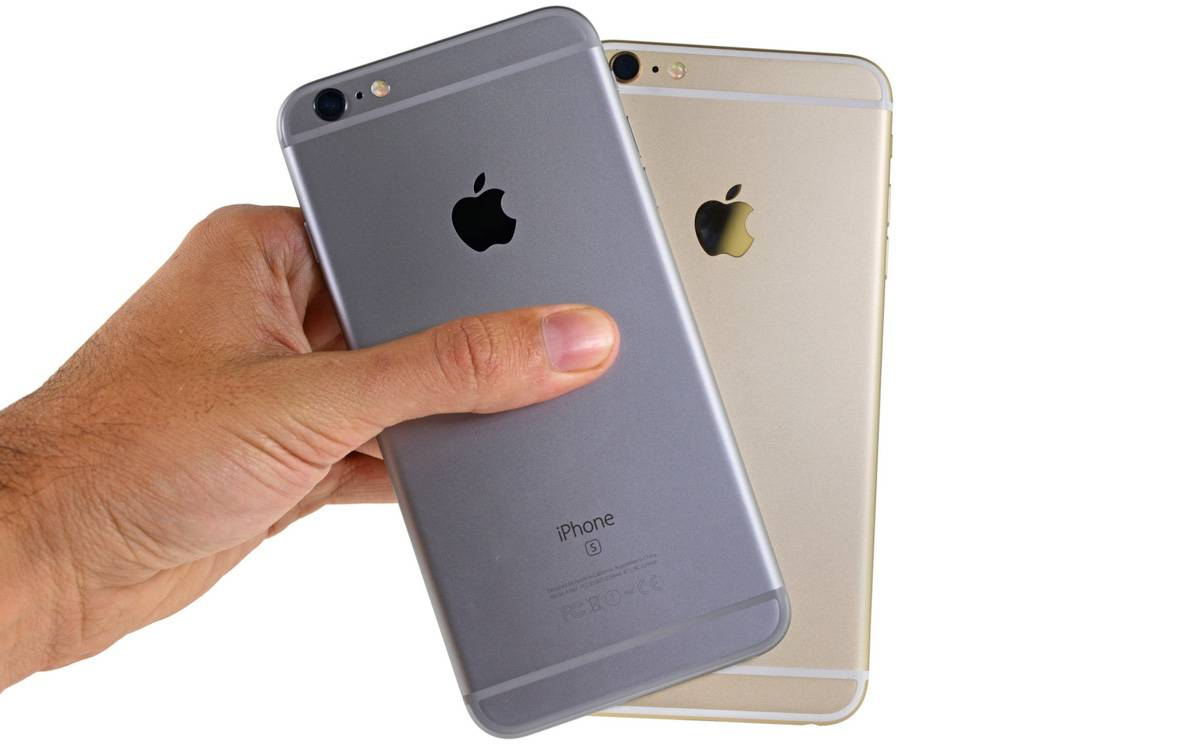 iPhone 6s Plus 拆解:重二十克原因在这儿