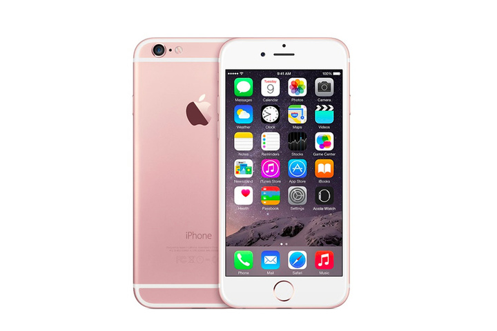 rosegold, iPhone 6s