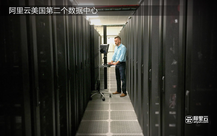 Aliyun American Data center Google