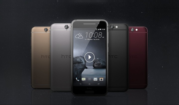 HTC One A9 Apple iPhone 6s
