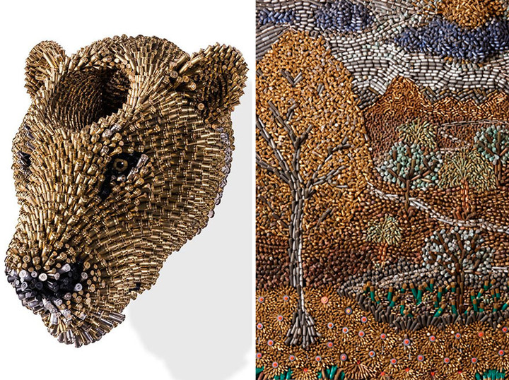 bullet-shells-sculptures-we-are-at-peace-federico-uribe-22