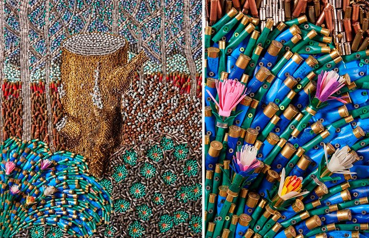 bullet-shells-sculptures-we-are-at-peace-federico-uribe-7