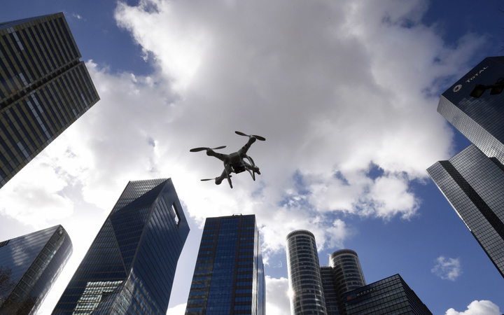 flying-drones-city-not-allowed