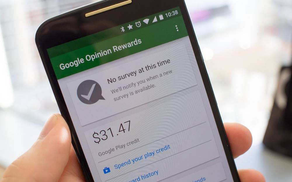 做做问卷就能赚美元 - Google Opinion Rewards #Android